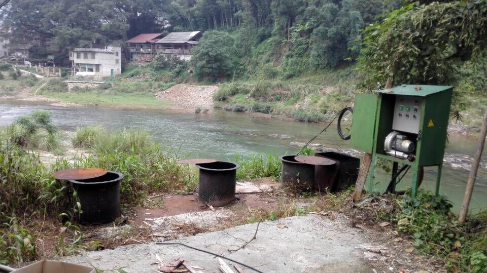 小型微动力一体化污水处理设备报价