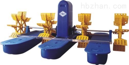增氧机-380v三相水车式增氧机鱼塘池塘高功率增氧泵