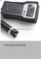 英國partech/便攜式汙泥濃度計(10米纜線)型號:740 Monitor(UP/740)