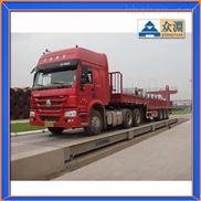 60吨固定式汽车衡,上海60吨地磅厂家