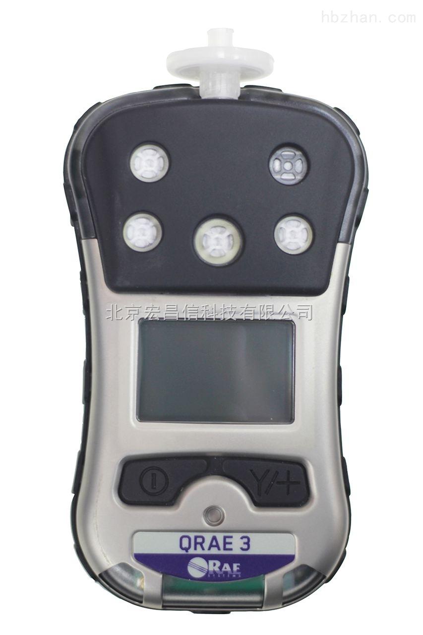 美国华瑞pgm-2500 四合一气体检测仪