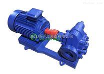 油泵:2CY系列防爆齿轮油泵|齿轮式润滑泵煤安证