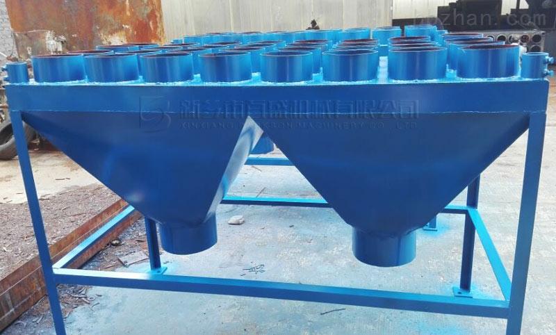 DMC脉冲布袋除尘器是百盛机械消化吸收国内外同类产品先进技术,经改进后设计而成的小型袋式除尘器,该除尘器采用高压(0.5~0.7MPa)大流量脉冲阀经滤袋喷吹清灰的技术,与国内其它单机相比,具有清灰动能大,清灰效率高的特点。并且体积小,重量轻结构简单紧凑、安装容易、维护方便(外滤式),广泛用于建材、冶金、矿山、化工、煤炭、非金属矿超细粉加工等行业的粉尘气体净化处理系统,是环保除尘的理想设备。  DMC脉冲布袋除尘器具有清灰效果好、净化效率高、处理风量大、滤袋寿命长、维修工作量小、运行安全可靠的优点。