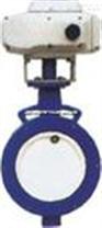 WBEX(D972X)電動單偏心對夾式蝶閥,電動蝶閥
