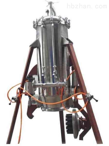 自动排渣烛式过滤机生产厂家