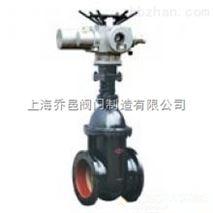Z945T/Z945W-10电动暗杆楔式单闸板闸阀