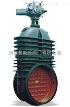 河南Z946T/Z946W-2.5電動暗杆楔式雙閘板閘閥