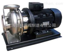 ZS型不锈钢卧式单级离心泵 卧式轻型管道增压泵