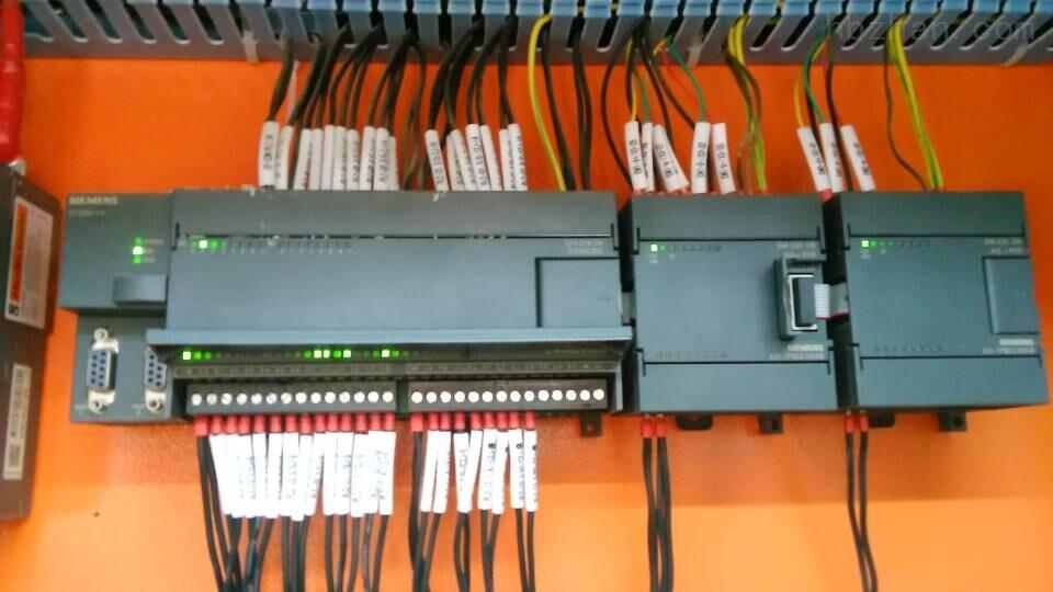 plc 西门子em223继电器16输入