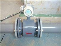 溫州汙水電磁流量計,精川流量計校準方法