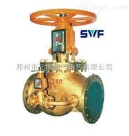 JH41W-40T氧气管路阀