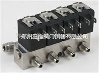 YCZ21NCNC常闭式组合电磁阀