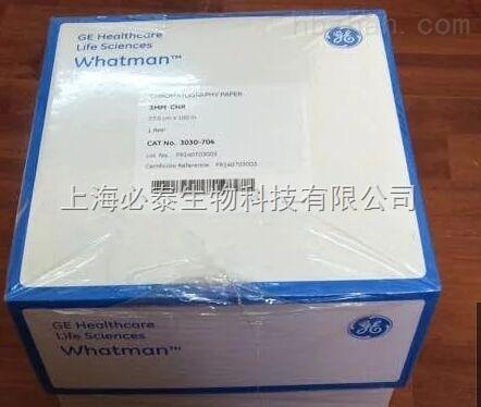 Whatman 沃特曼 纤维素层析纸 Grade 3MM Chr 3030-861