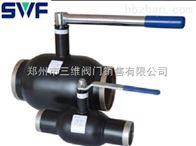 Q61F-16C浮动式全焊接球阀