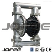 MORAK1.5寸不锈钢气动双隔膜泵