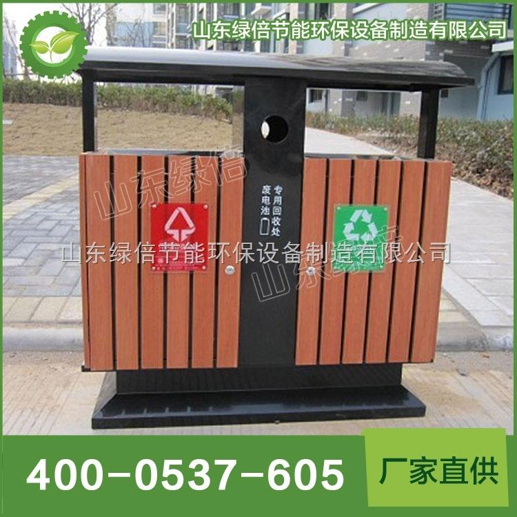 塑木环保垃圾桶,环卫清洁机械