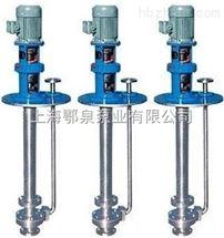 FY型不鏽鋼液下泵FY型高溫液下泵