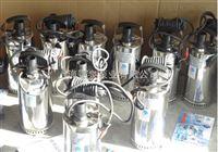 QDN小型卫生级潜水泵不锈钢卫生潜水泵