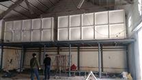 汇友拼装玻璃钢水箱我们用心打造每一台水箱