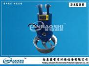 铸件式QJB1.5kw潜水搅拌机污水搅拌器蓝宝石环保
