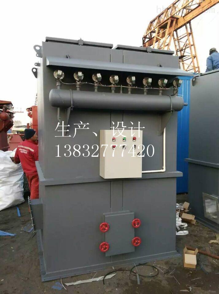 单机除尘器 单机布袋仓顶除尘器脉冲布袋除尘器布袋脉冲仓顶除尘器