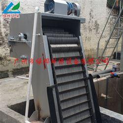格栅除污机/回转式清渣机/不锈钢捞渣机