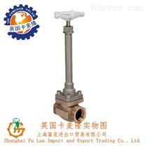 進口液氮截止閥,進口液氮截止閥特點