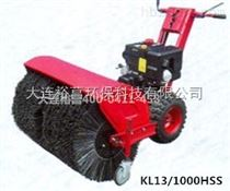 大连清雪除雪设备凯尔乐扫雪机免费试机