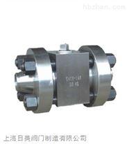 Q61 F/N高壓焊接球閥