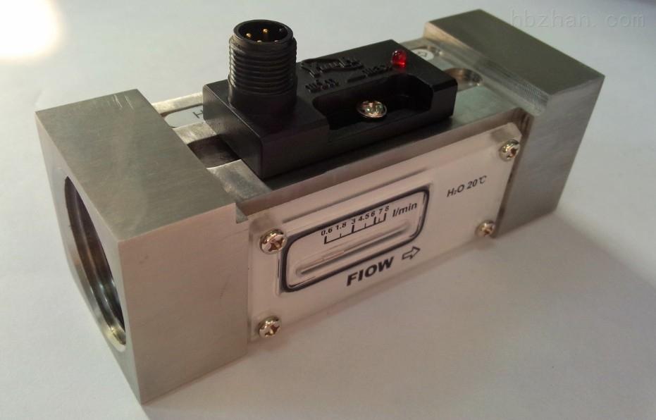 机组供油总管不锈钢示流器FSB41-50-T00标配原装配件