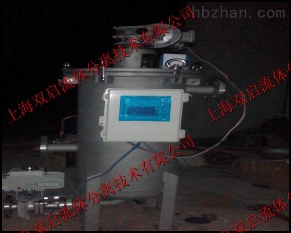 SY-上海自清洗刷式过滤机