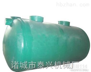 玻璃钢污水处理设备-地埋式污水处理设备