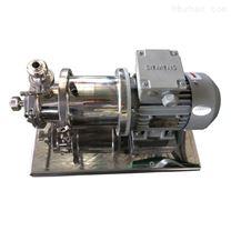 BZ1-1.1單級管線式高剪切乳化泵