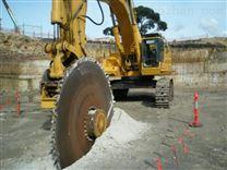 220挖掘机改装液压圆盘锯多少钱