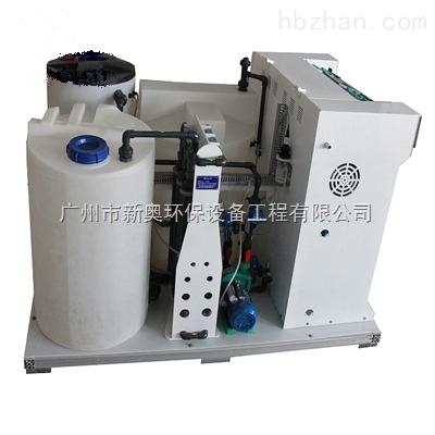 次氯酸钠发生器设备