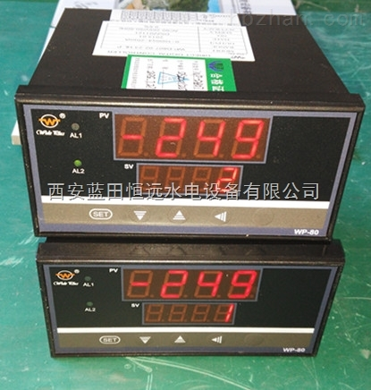 WP-D807-02-23-HL-T多路巡检仪标准通讯方式【RS-485 】