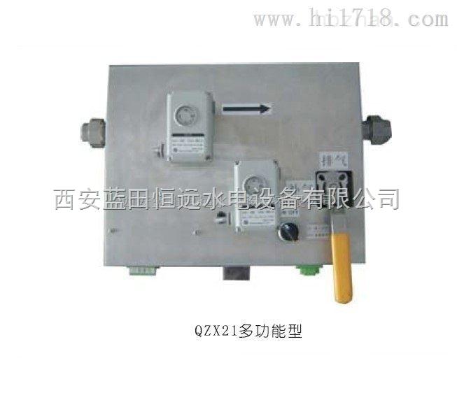 QZX-40-T00型自动补气装置使用按装接线图