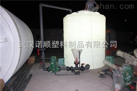 湖北20噸減水劑儲罐 循環復配儲罐廠家
