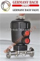 進口衛生級氣動隔膜閥