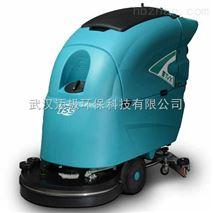 邁極供應大容量全自動手推式洗地機