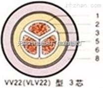 河北KVV22  7*2.5铠装控制电缆特点及价格