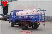 多功能清洗车 绿化喷洒车价格 定制3吨5吨洒水车