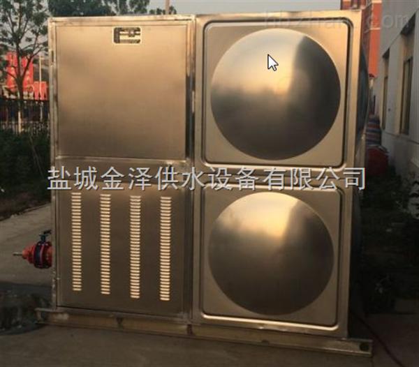 北京箱泵一体化消防增压稳压给水设备