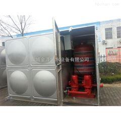 吉林集安24吨屋顶箱泵一体化高位水箱报价