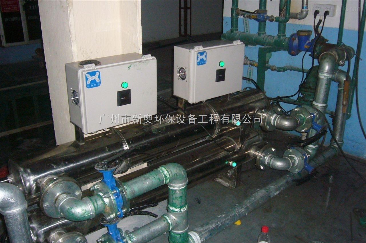 廣州過流式紫外線消毒器