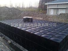 沧州市BDF装配式地埋式箱泵一体化泵站
