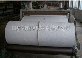 硅酸铝真丝毯 标准型硅酸铝甩丝毯生产加工厂家