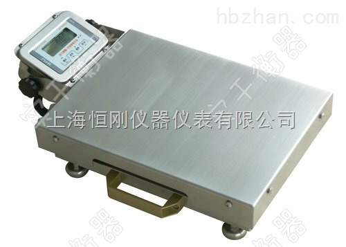 防爆可调市电子台秤 30公斤工业平台秤