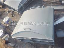 供应防倒灌铸铁拍门/钢制拍门/复合材料拍门