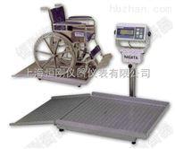 透析室轮椅车体重秤,高精度医用轮椅秤